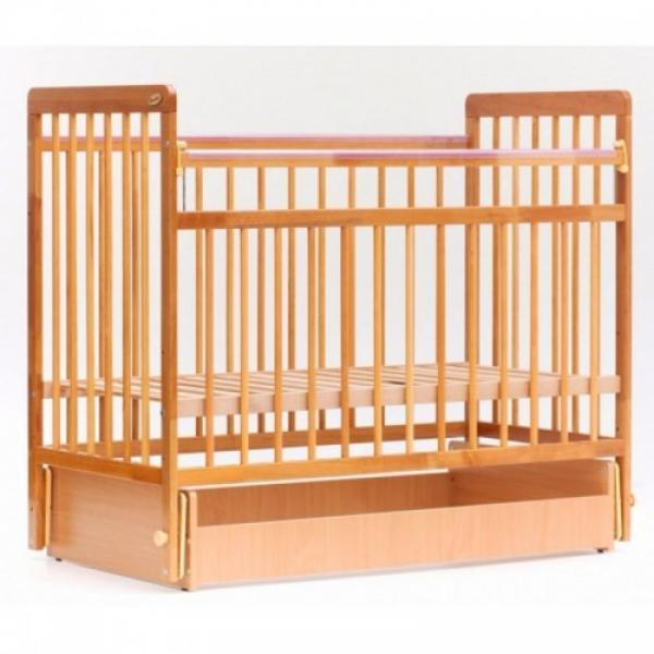 Детская кроватка Бамбини 05 Евро Стиль маятник