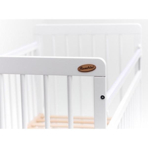 Детская кроватка Бамбини 03 Евро Стиль