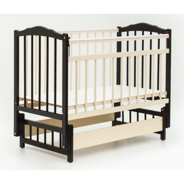 Детская кроватка Бамбини Классик М01.10.11