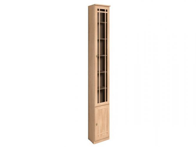 "Шкаф для книг ""Sherlock 31"" дуб сонома"