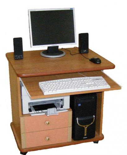 Стол компьютерный КС-003-16К